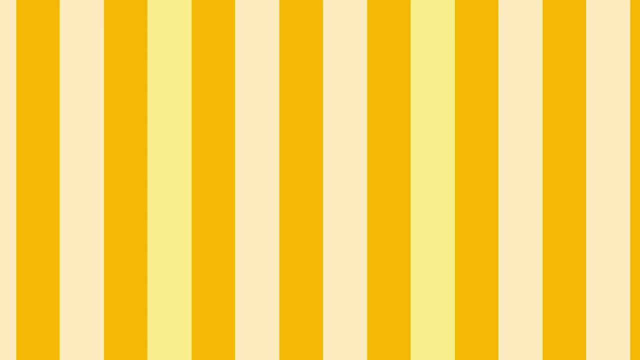 Yellow Vertical Lines Simple Hd Animated Background 32