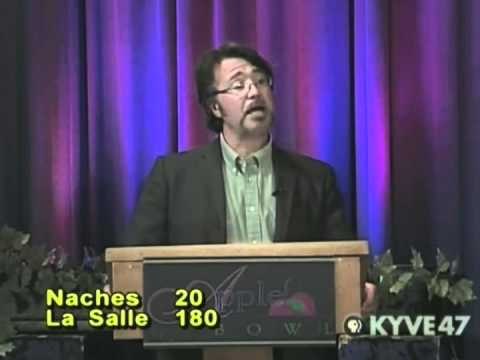 KYVE 2011 Apple Bowl: La Salle vs Naches