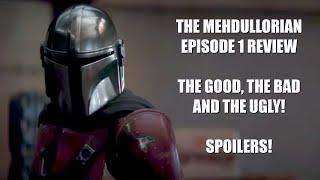 The Mandalorian Review   Season 1 Episode 1 Review (Spoilers!)