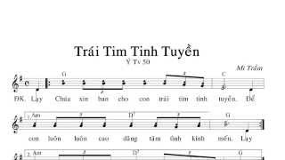 Trai Tim Tinh Tuyen (Mi Tram)