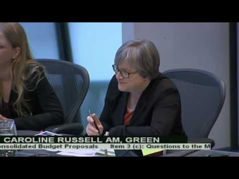 Caroline Russell AM proposes road pricing study
