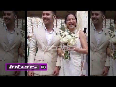 Chicco Jerikho dan Putri Marino Merayakan Resepsi Pernikahan di Bali - Intens 05 Maret 2018