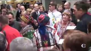 Частушки 25 летие Играй гармонь в Кремле
