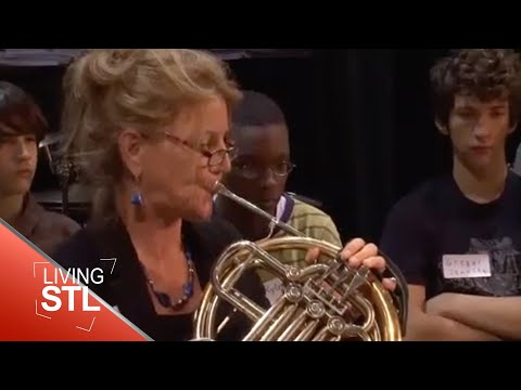 Nine Network - Living St. Louis - St. Louis Symphony Youth Orchestra Anniversary