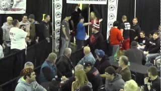 Hardrock MMA 70 Fight 12 Derek Sawyer vs Tim Dunn Heavyweight PRO