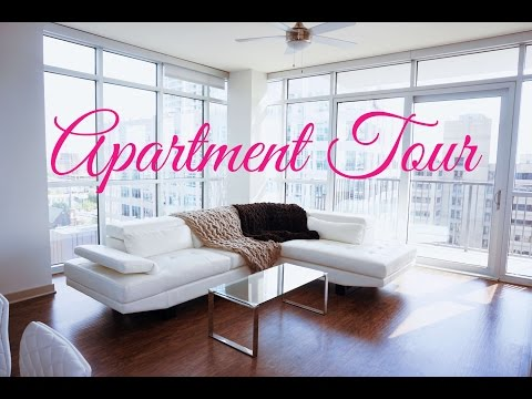 LUXURY APARTMENT TOUR | 2017 | TEAIRA WALKER