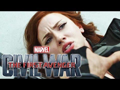 The First Avenger: Civil War – Freunde oder Feinde?   Marvel HD