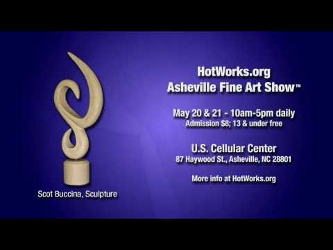 Asheville Fine Art Show - May 20 & 21, 2017 - U.S. Cellular Center