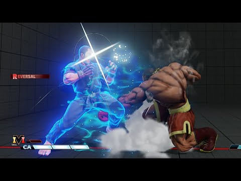 SFV ▶ V-Shift Compilation |