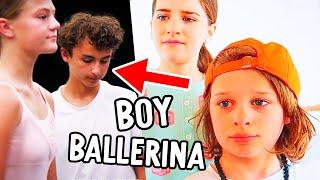 MEAN GIRLS MADE FUN OF BOY BALLET DANCER (sad) - Reacting to Dhar Mann w/ Norris Nuts