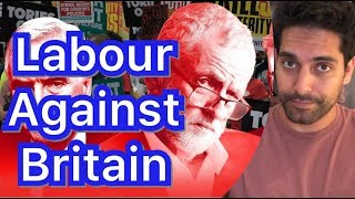Corbyn Betrays Brexit and the Working Class