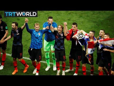 Croatian Footballers: Children of the Yugoslav Wars