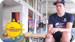 Raus aus dem Rollstuhl: Ein Wunder! | SAT.1-Frühstücksfernsehen