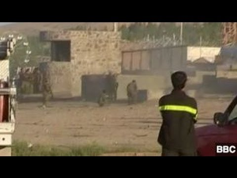 Taliban Insurgents Attack US Consulate in Afghanistan