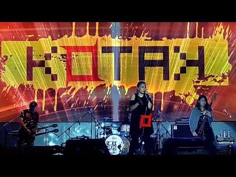 Lagu Sedih,,Pelan Pelan Saja - KOTAK (Live Big Bang jakarta 2017 ,JIEXPO Kemayoran