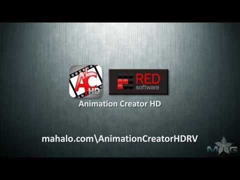iPad App Review: Animation Creator HD