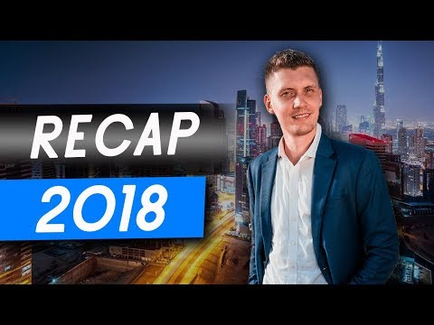 2019 Dubai Real Estate. Top 5 news in 2018.