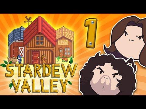 Stardew Valley: Farm Grumps - PART 1 - Game Grumps