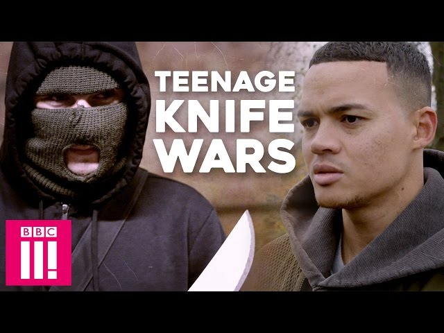 Britains Teenage Knife Wars | Jermaine Jenas Investigates
