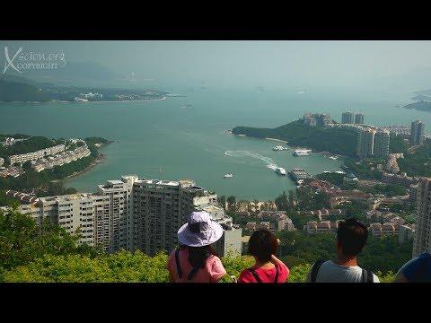 Hong Kong Discovery Bay 4K