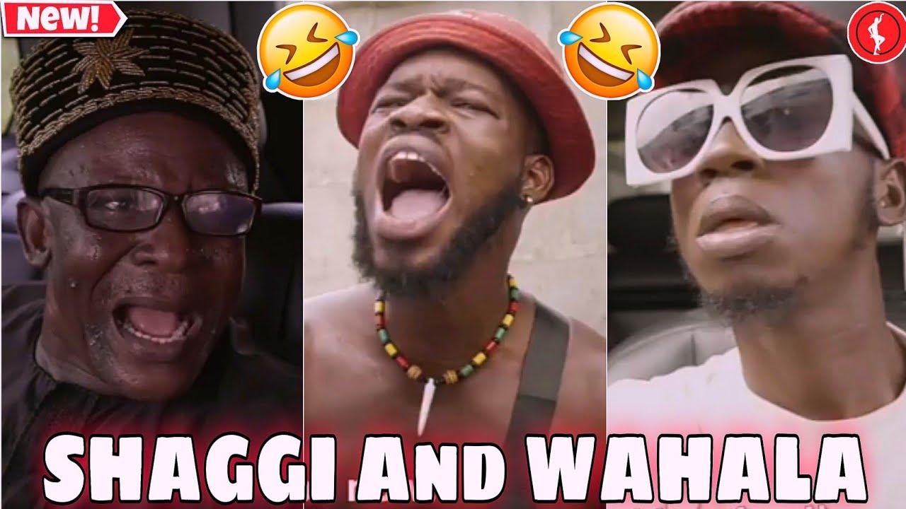Download NIGERIAN COUNCILOR VS BRODA SHAGGI   Shaggi Give Them Problem  Bobo Derry Reacts