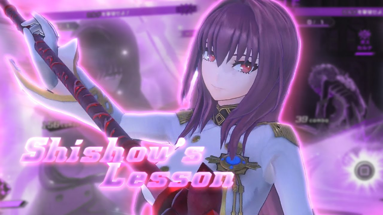 Fate Extella Link Scathach Costume