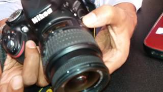How to Use a DSLR Camera Bangla Video-3