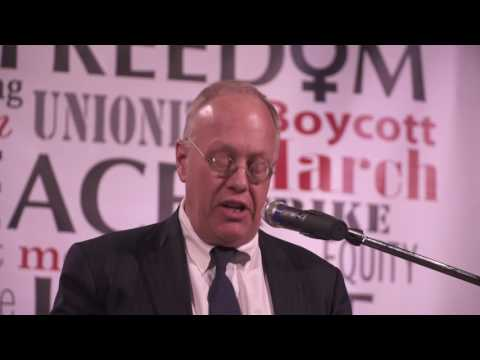 Chris Hedges Delivers the Ultimate Trump Takedown