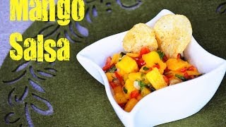 Mango Salsa - Mexican Dip Recipe