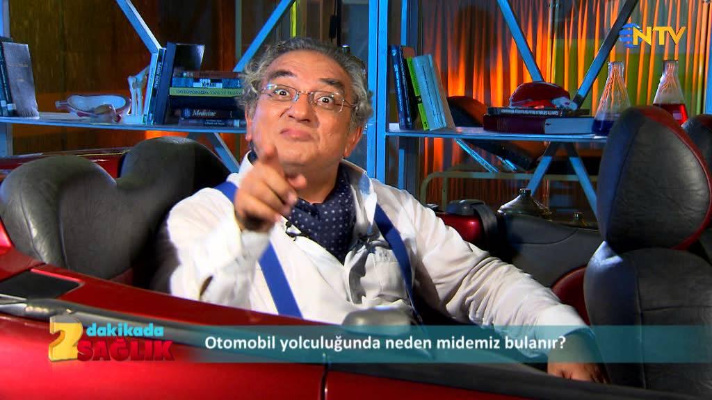 NTV İzle, 2 dakikada sağlık: Neden Yolculukta Midemiz Bulanır?)