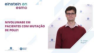 ESMO 2020: Nivolumabe em pacientes com mutação de POLE1