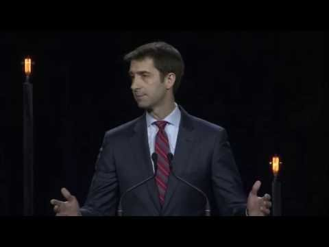 Tom Cotton Speaks at the Western Conservative Summit