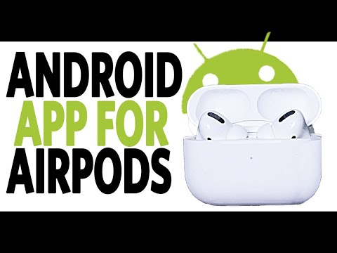 Use All Airpods Pros Features On Android- Volume Widget, In Ear Detection