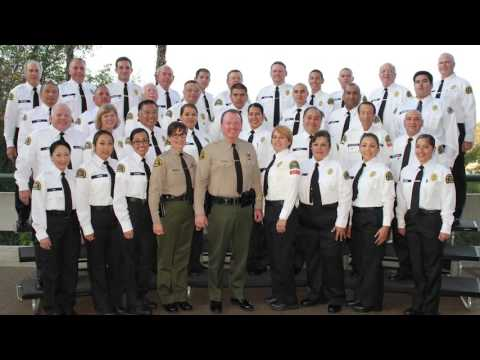 California's Governmental Agency of the Year 2016 – The Los Angeles County Sheriff's Department