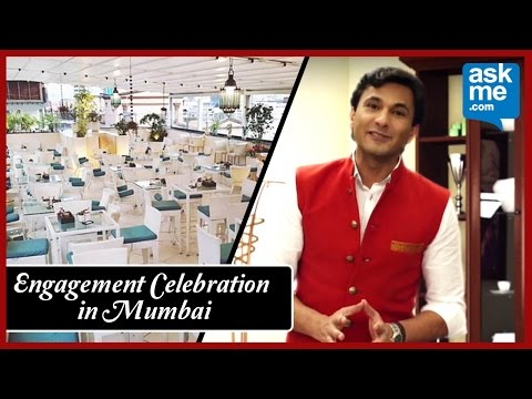 Engagement Celebration in Mumbai | Party Places in Mumbai | Vikas Khanna