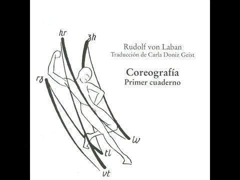 El trabajo de Rudolf von Laban y su libro Coreografía Primer cuaderno.