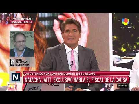 El fiscal promete ser prolijo en el peritaje del celular de Natacha Jaitt