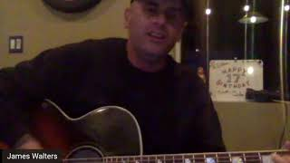Jamie Walters Performs 'Hold On'