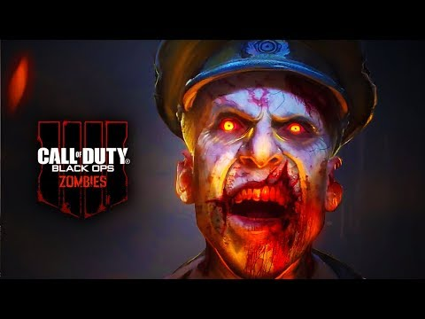"Call of Duty: Black Ops 4 Zombies – Official Aether Ends Trailer | ""Tag der Toten"""