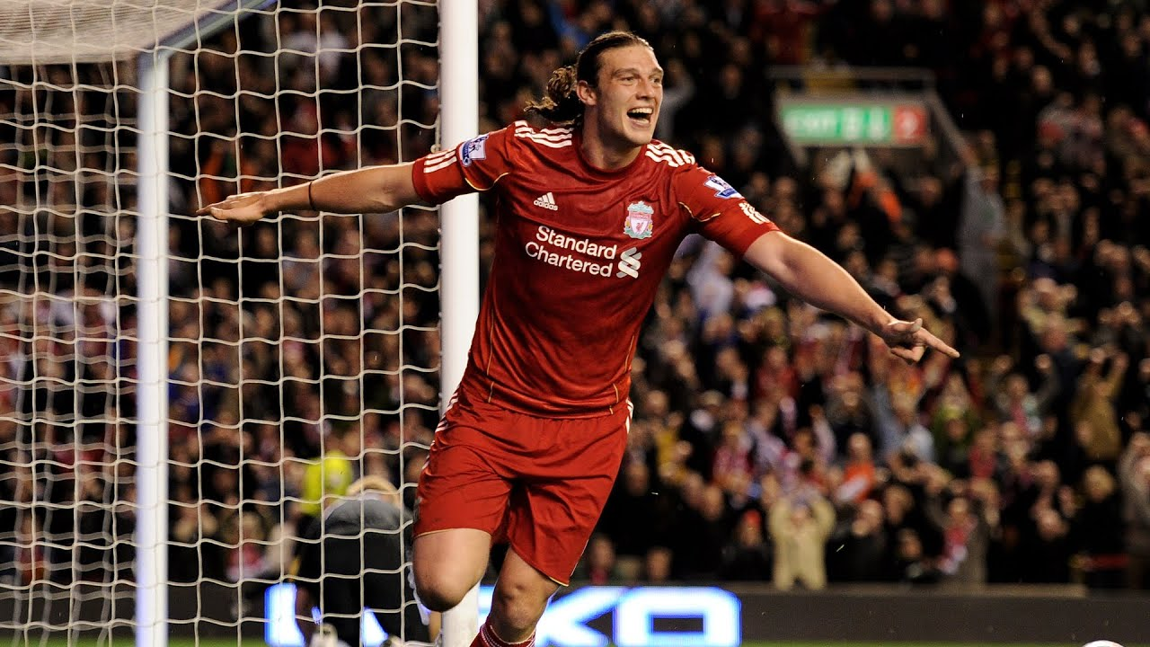 Andy Carroll s 11 Goals For Liverpool