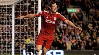 Andy Carroll's 11 Goals For Liverpool