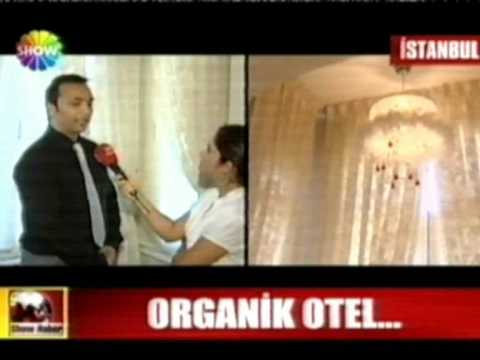 Schow tv Ana Haber  Five Boutique Hotel istanbul