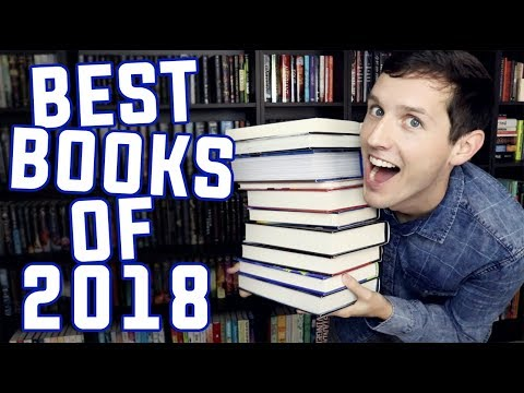 BEST BOOKS OF 2018!