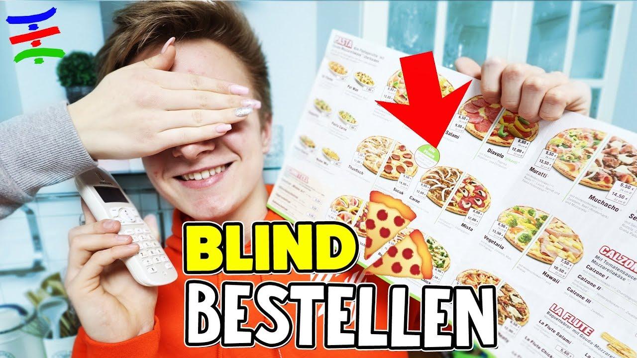 blind und zuf llig beim lieferservice essen bestellen tiptaptube familienkanal youtube. Black Bedroom Furniture Sets. Home Design Ideas