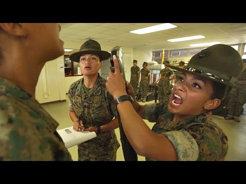 A Journey Through Marine Corps Boot Camp - Week 4