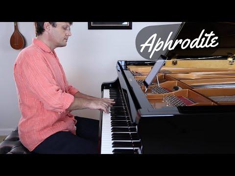 Aphrodite - David Hicken (Goddess) Piano Solo