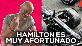 Hamilton es un tipo muy afortunado | El Garaje de Lobato
