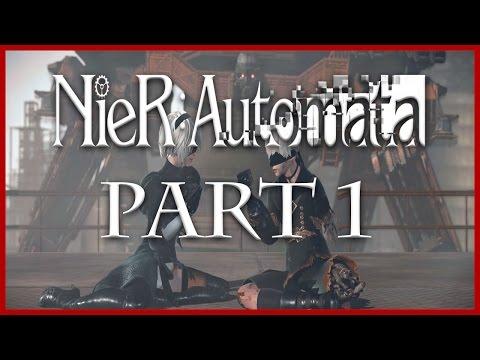 It's Finally Here! ~ #1 ~ Nier: Automata