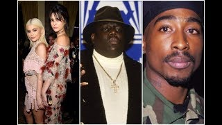 Biggie's Mom Blasts Kylie Jenner and Kendall Jenner for using Tupac and Biggie images on their merch