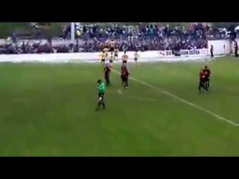 25 de Mayo. - LVF 2012 Juventud - Plaza España. Gol de Juventud Sebastian Gomez .